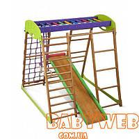 Спортивный уголок раннего развития  для детей  Карамелька мини