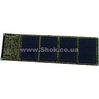 Cолнечное зарядное устройство Solar Power SM-5,5/18 40W, фото 1