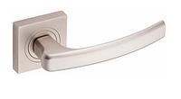 Дверная ручка  Gamet Oda сатиновый никель