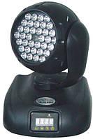 Светодиодная вращающаяся голова POWER light ML-136B