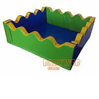Сухой бассейн для детей Kіdigo Море 1,5