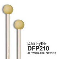 Палочки для перкуссии PROMARK DFP210 DAN FYFFE - SOFT RUBBER