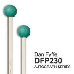 Палочки для перкуссии PROMARK DFP230 DAN FYFFE - MEDIUM RUBBER