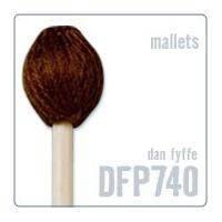 Палочки для перкуссии PROMARK DFP740 DAN FYFFE - BIRCH MEDIUM HARD YARN