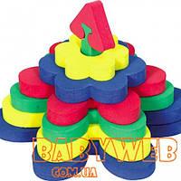 Игрушка для детей  Пирамида Ромашка
