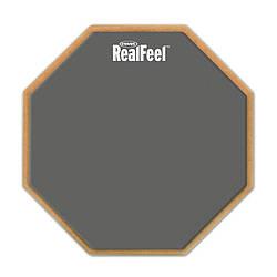 """Тренувальний пед EVANS RF12D 12"""" REAL FEEL 2-SIDED PAD"""