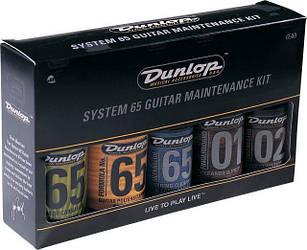 Средство по уходу за гитарой DUNLOP 6500 SYSTEM 65 GUITAR MAINTENANCE KIT