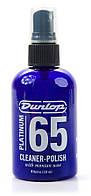 Средство по уходу за гитарой DUNLOP PLATINUM 65 CLEANER-POLISH