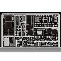 Фототравление 1/48 Fi 156C-3 Storch интерьер (Tamiya) (EDU-49404) Масштаб:  1:48