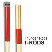 Барабанные палочки и щетки PROMARK T-RODS THUNDER RODS