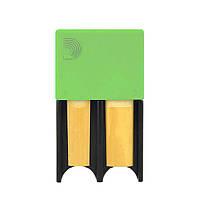 Кейс для тростей D`ADDARIO REED GUARD - Small - Green