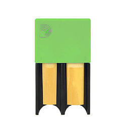 Кейс для тростей D`ADDARIO REED GUARD - Small - Green