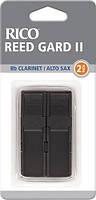 Кейс для тростей RICO Reedgard II - Clarinet/Alto Sax Black Set