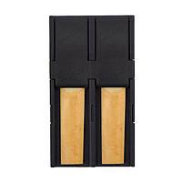 Кейс для тростей RICO Reedgard IV - Clarinet/Alto Sax Black