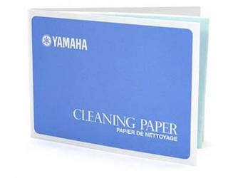 Догляд за духовими інструментами YAMAHA Cleaning Paper