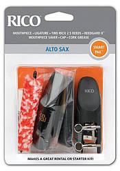 Набір аксесуарів для альт саксофона RICO RSMPAKASX Pack for Alto Sax
