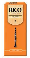 Трости для духовых RICO Rico - Eb Clarinet #2.0