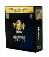 Трости для духовых RICO Grand Concert Select - Bb Clarinet #3.5