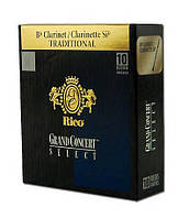 Трости для духовых RICO Grand Concert Select - Bb Clarinet #2.5