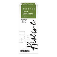 Трости для духовых D`ADDARIO Reserve - Tenor Sax 2.0 - 5 Box