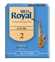 Трости для духовых RICO Rico Royal - Alto Sax #2.0