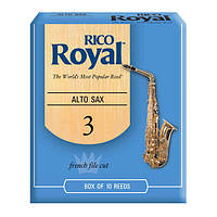 Трости для духовых RICO Rico Royal - Alto Sax #3.0