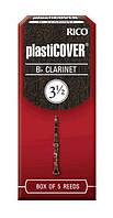 Трости для духовых RICO Plasticover - Bb Clarinet #3.5