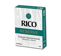 Трости для духовых RICO Reserve - Tenor Sax 2.5 - 5 Box