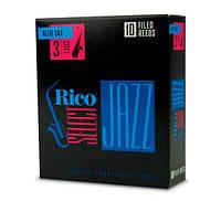 Трости для духовых RICO Rico Select Jazz - Alto Sax Filed 3S