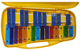 Металофон PAXPHIL Glockenspiel 25K