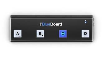 Футконтроллер для iPOD/iPhone/iPAD IK MULTIMEDIA iRIG BLUEBOARD