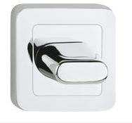 Фиксатор Metal-bud сантехнический WC хром