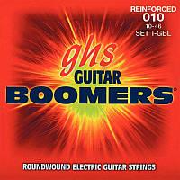 Струны для электрогитары GHS STRINGS GBL