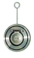 Клапан обратный межфланцевый Dy 40