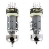 Подобранная пара вакуумных ламп усилителей MESA BOOGIE EL84 6BQ5 DUET