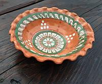 Салатниця глиняна, фото 1