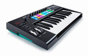 MIDI-контроллер NOVATION LAUNCHKEY 25 MK2