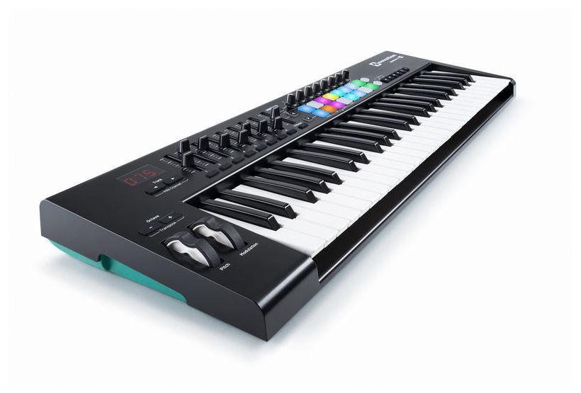 MIDI-контроллер NOVATION LAUNCHKEY 49 MK2