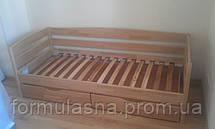 Кровать подростковая буковая Нота плюс Эстелла, фото 2