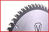 Пильный диск. 250х30х60. Vatzo standart. Диск пильный по дереву., фото 3