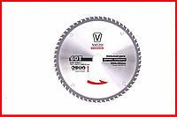 Пильный диск. 235х30х60. Vatzo standart. Диск пильный по дереву.