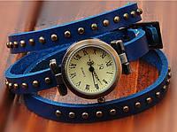 """Часы наручные с заклепками """"Ocean"""""""