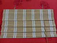 50х140 см. жалюзи бамбук  римские шторы BRM 232