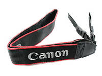Качественный нашейный, наплечный ремень Canon