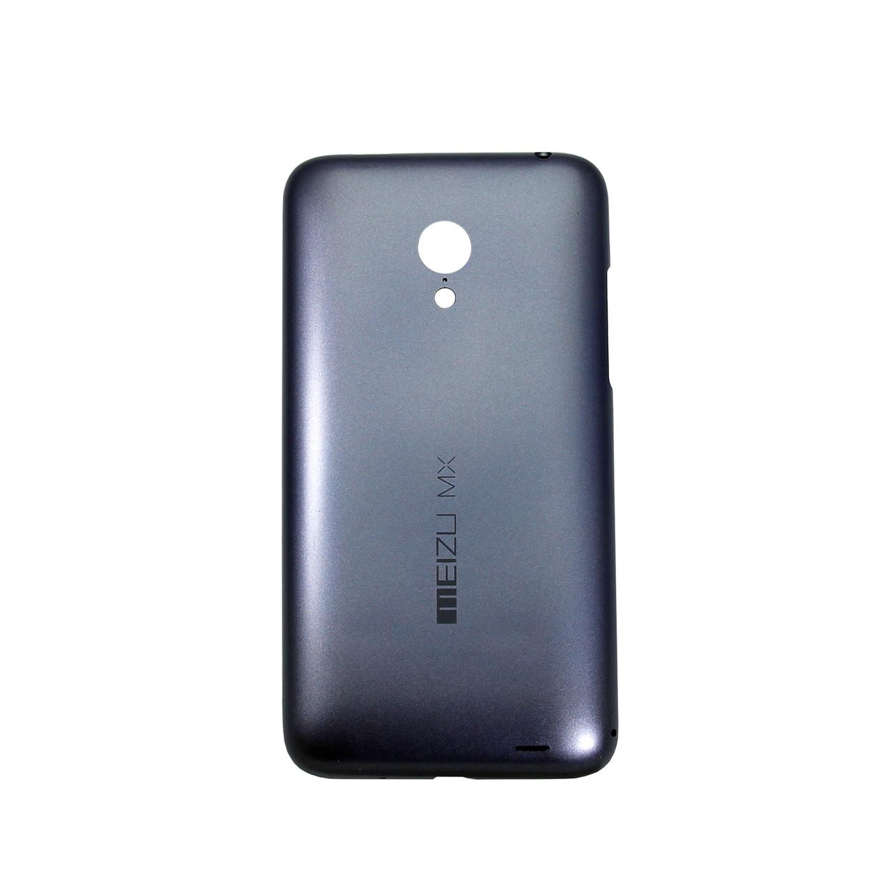 Задняя крышка Meizu MX3 серая