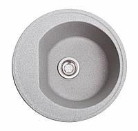 Кухонная мойка из камня Классик серый