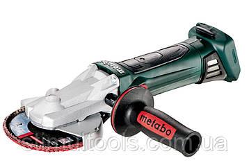 Аккумуляторная угловая шлифмашина (болгарка) Metabo WF 18 LTX 125 Quick