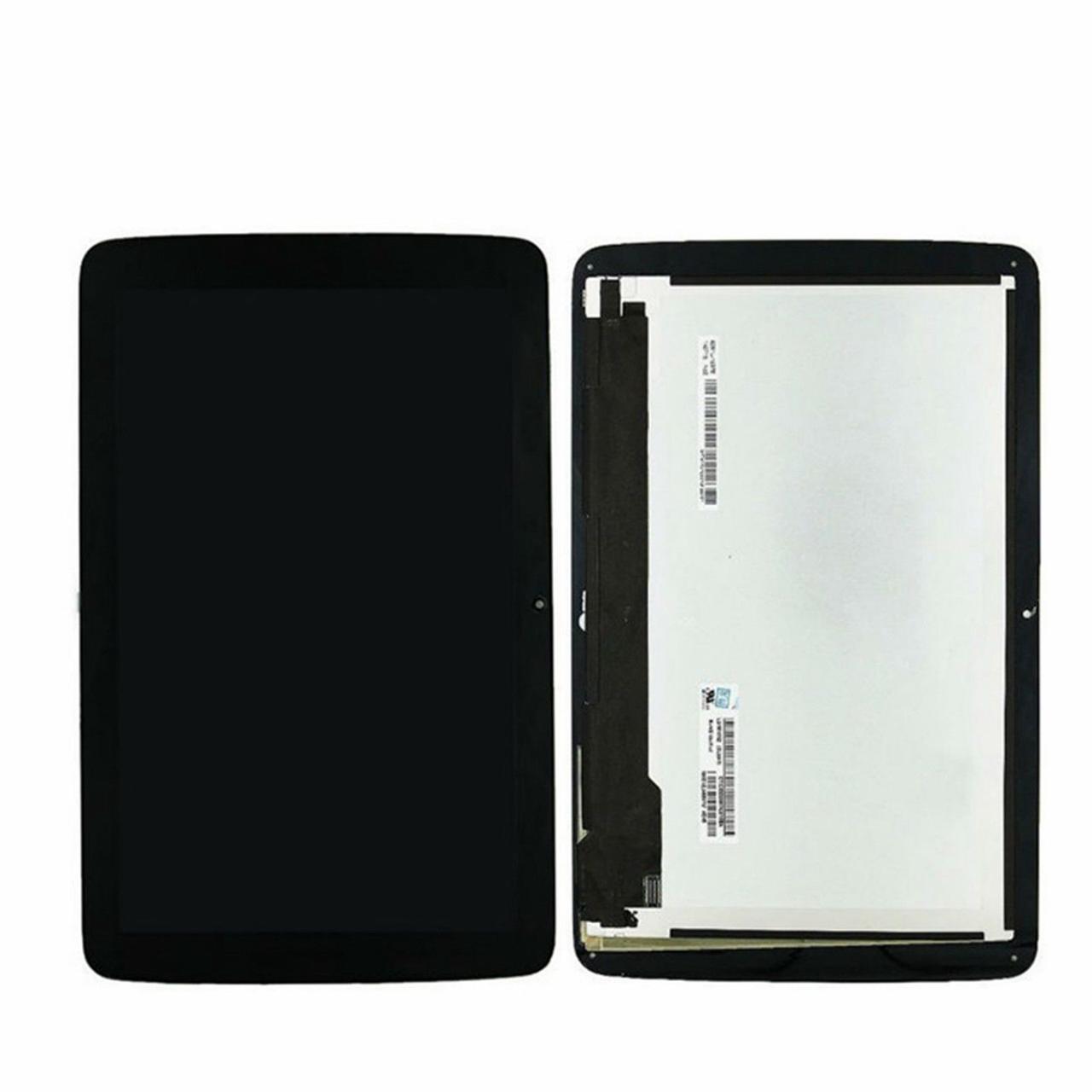Дисплей (экран) для планшета LG V700 G Pad 10.1 с сенсором (тачскрином) черный