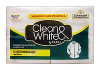 Мыло хозяйственное Duru Clean & White Отбеливающее 4 х 125 г - 500 г.