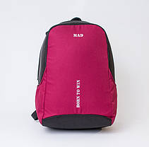 Рюкзак BOOSTER (бордовый), фото 2